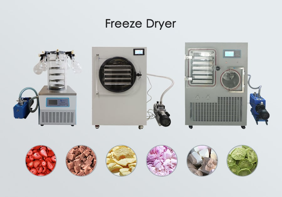 home used freeze dryer