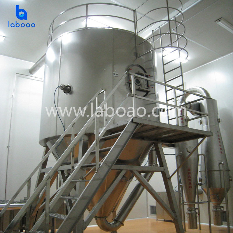 10kg centrifugal spray dryer machine