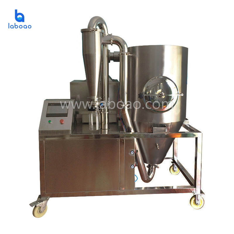 5kg centrifugal spray dryer machine