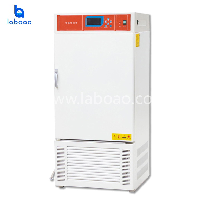 Balanced constant temperature and humidity chamber