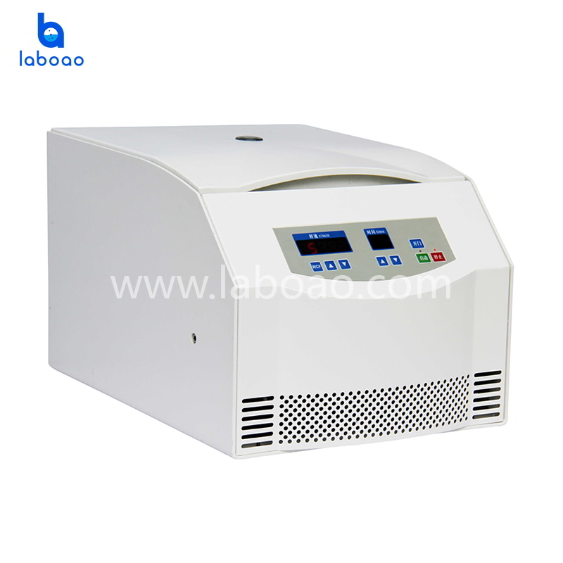 H-16 benchtop high speed centrifuge