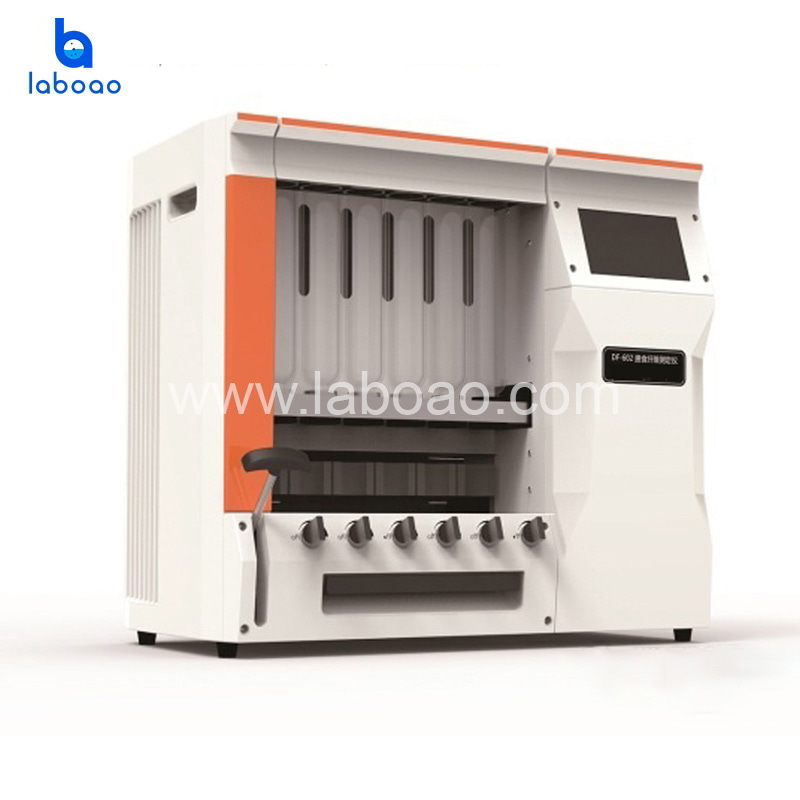 Dietary fiber analyzer