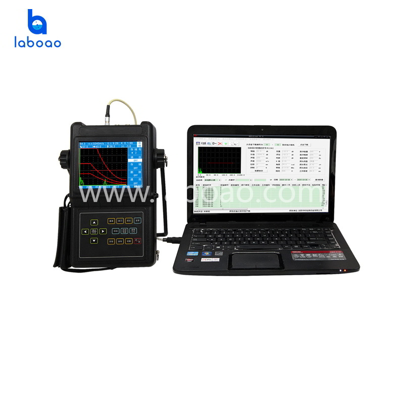 Digital ultrasonic flaw detectors