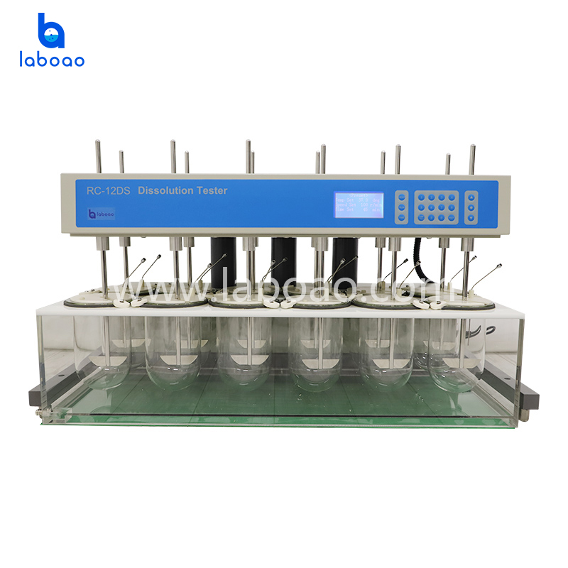 RC-12DS dissolution tester with 12vessels