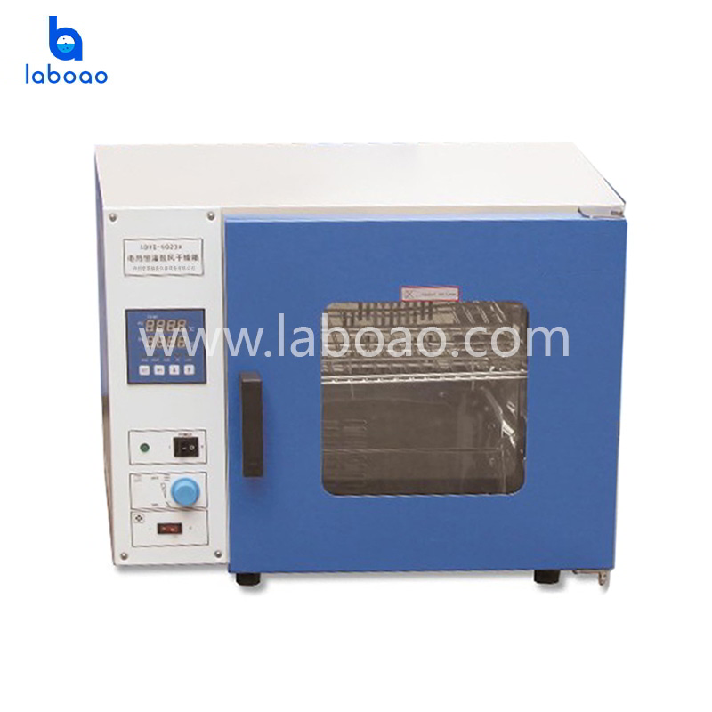 Dry oven and incubator dual-use box for university laboratory