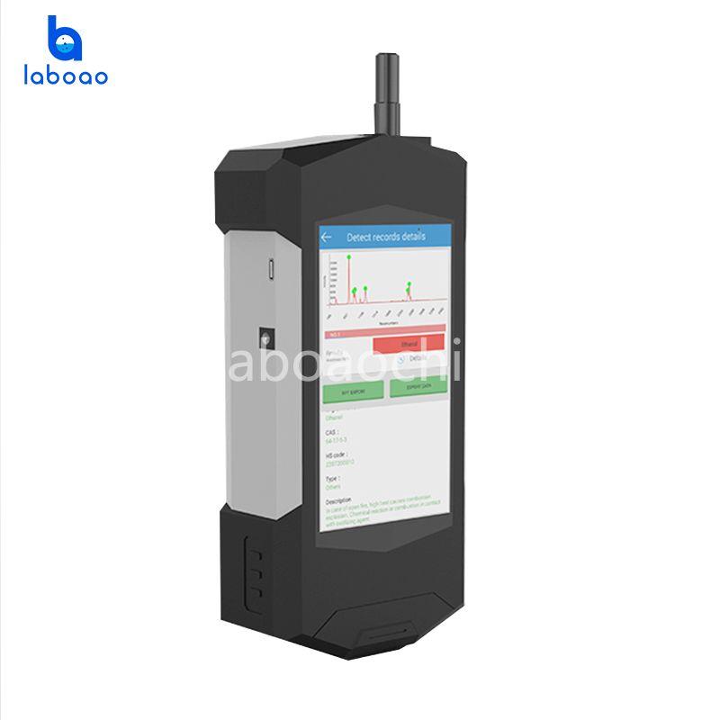 1064nm Handheld Raman Spectrometer Analyzer
