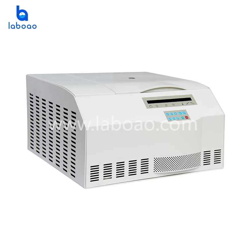 HR-18 high speed refrigerated centrifuge with large capacity