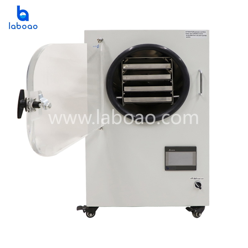 4-6kg small food freeze dryer