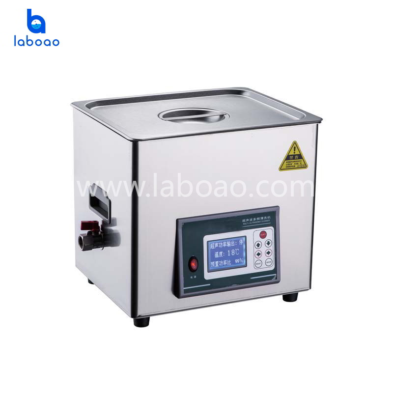 Sweep frequency high power heating Ultrasonic Cleaning Machine