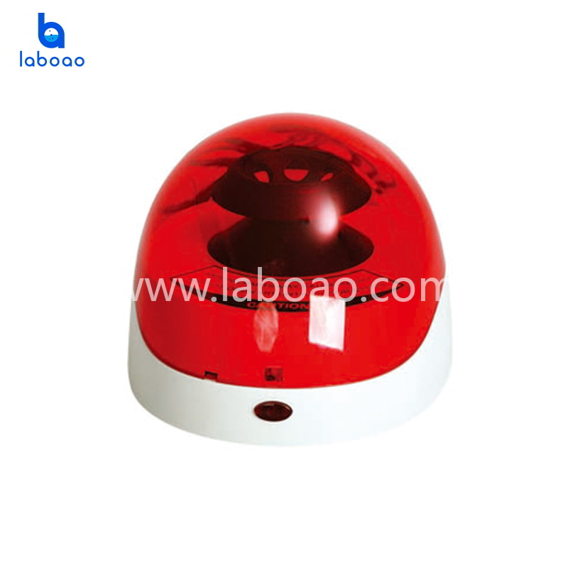 Mini Low Speed Centrifuge