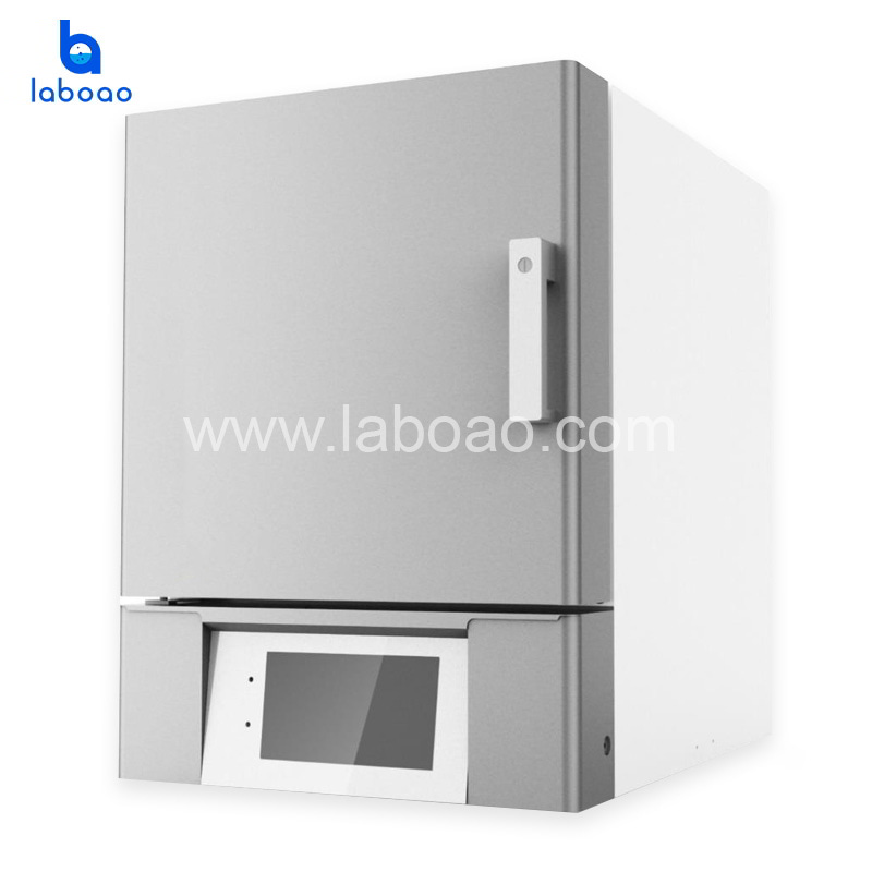 L-13TDP 1300°C muffle furnace with Ceramic fiber furnace