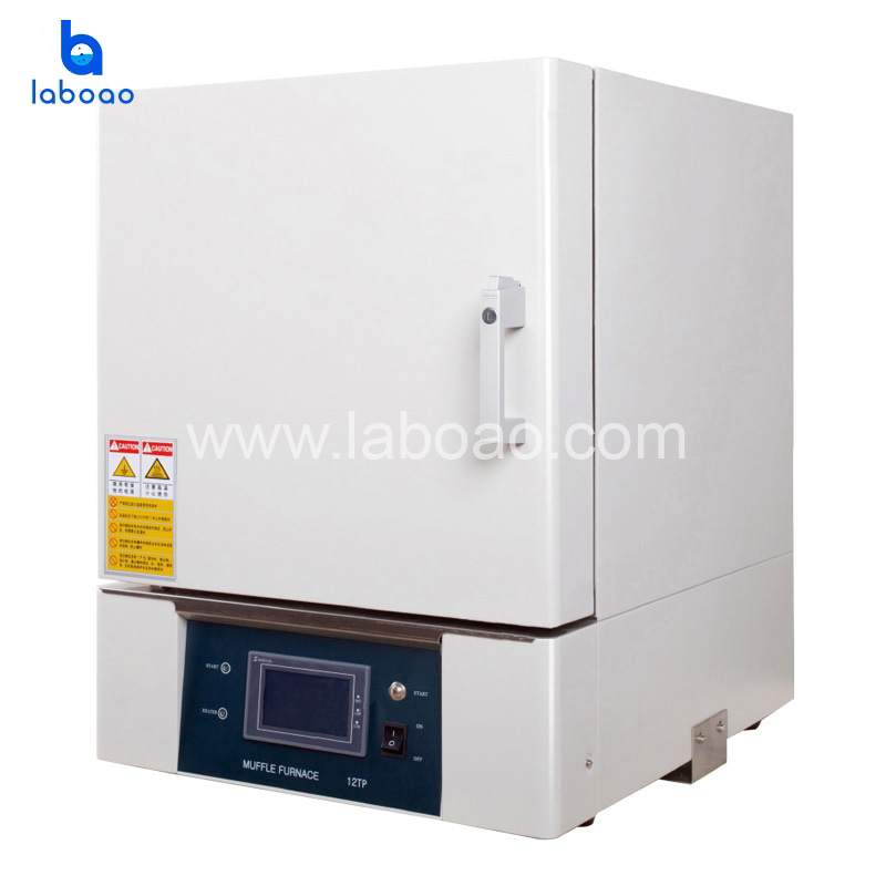L-12TP 1200°C muffle furnace with Ceramic fiber furnace