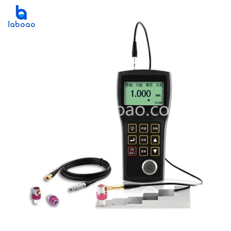 Multi-Echo Ultrasonic Thickness Gauge