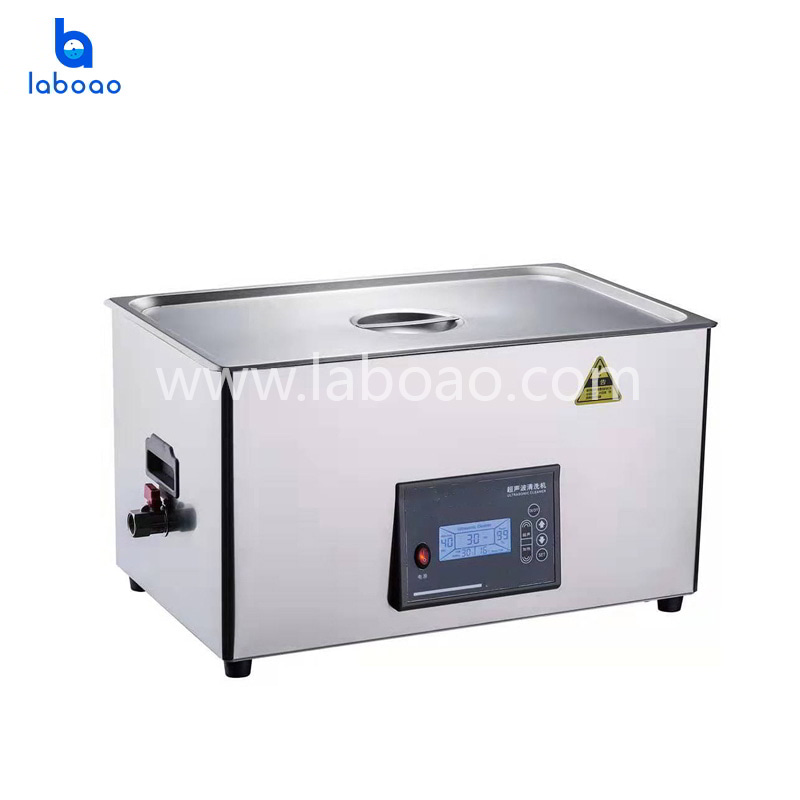 Power Adjustable Heating Ultrasonic Cleaning Machine
