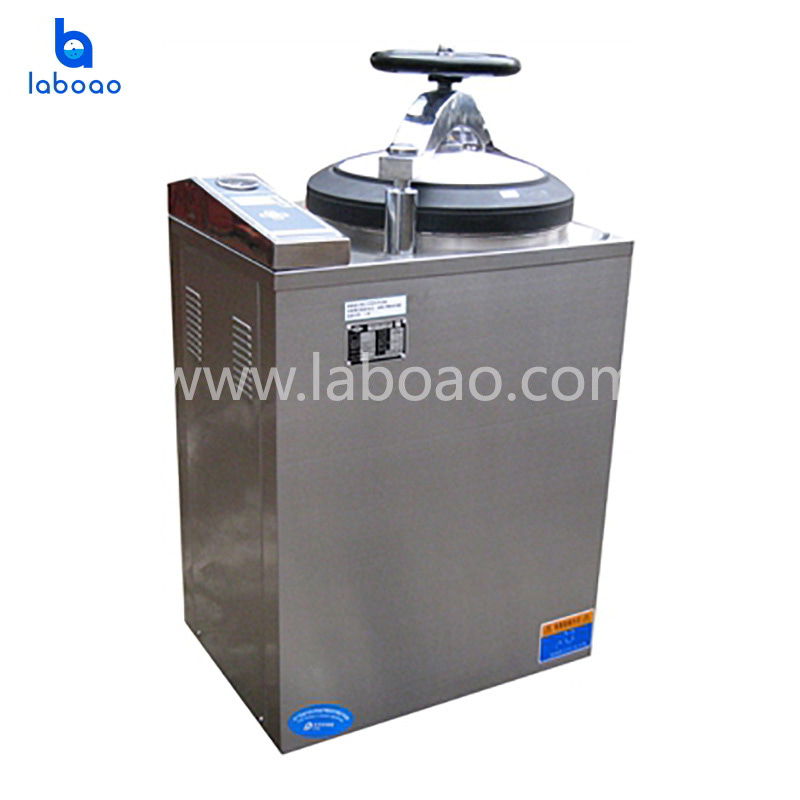 Pulse vacuum autoclave steam sterilizer