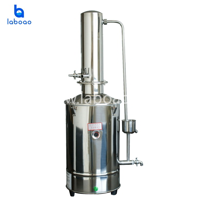 5L 10L Stainless steel electric heating water distiller