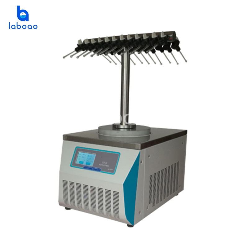 T type benchtop lab freeze dryer