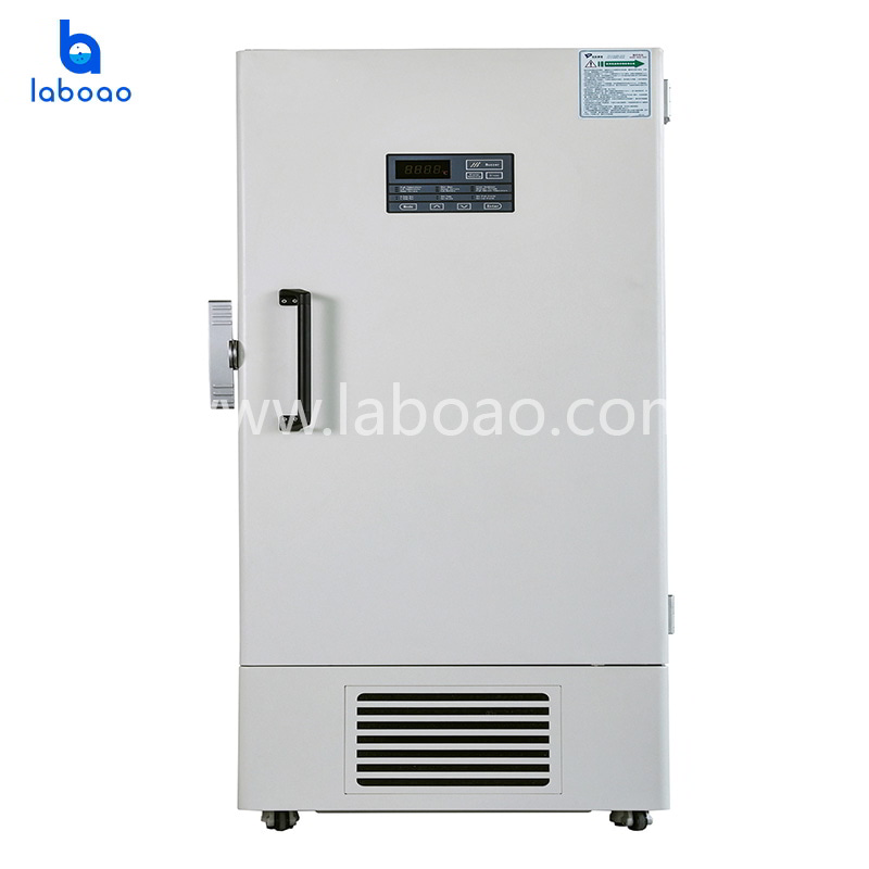 -86°C Ultra low temperature freezer with self-cascade system