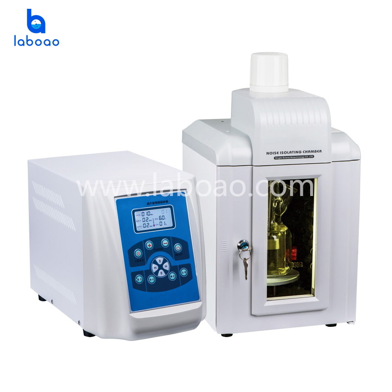 Ultrasonic cell crusher ultrasonic emulsifying machine
