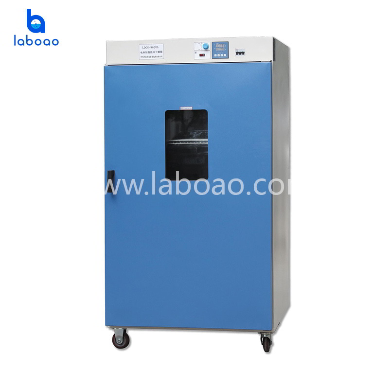 Vertical electric heating constant temperature blast drying oven